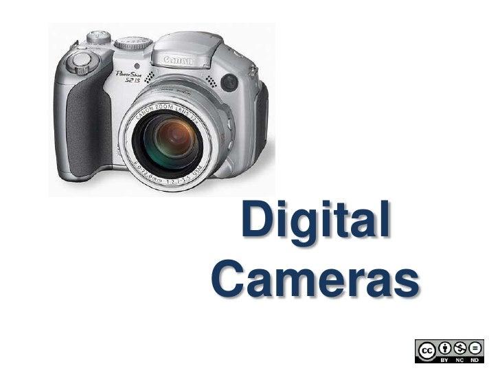 DigitalCameras<br />