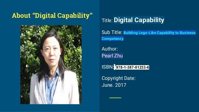 Digital capability book introduction Slide 2