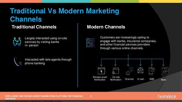 Digital Channel Adoption: An Eye-Opener for Banking Marketers Slide 2