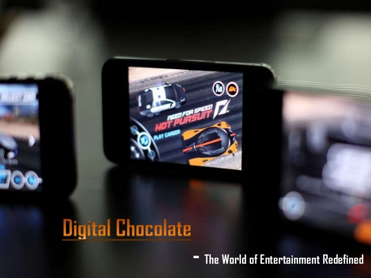 - The World of Entertainment Redefined