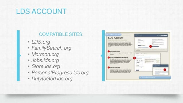 Digital Church Lesson 1 - LDS.org Digital Resources