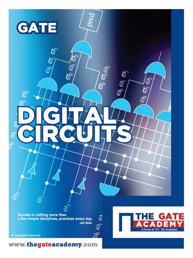 Instrumentation Engineering : Digital circuits, THE GATE ACADEMY