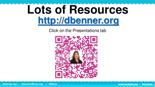 dbenner.org   dbenner@tcea.org   @diben Source: https://youtu.be/qtRSpZAPlqI Social Media Can Be Positive