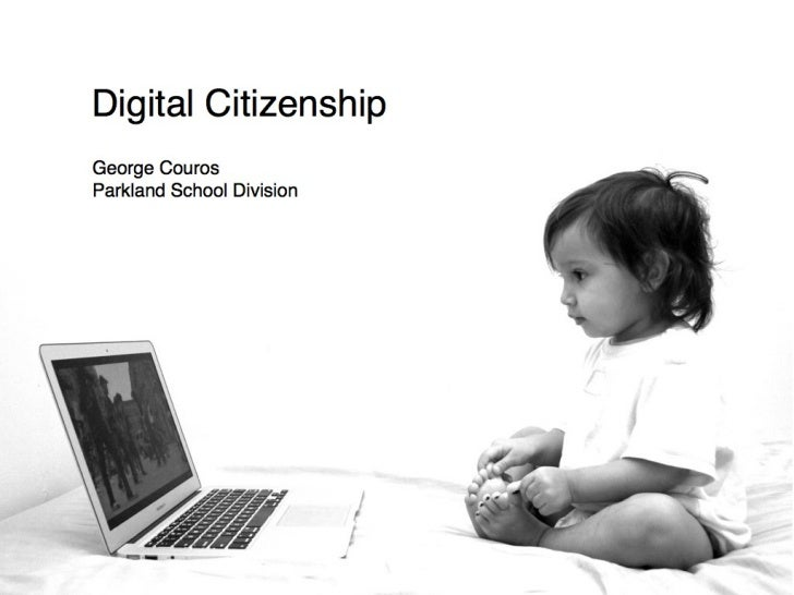Digital Citizenship - Parent Presentation