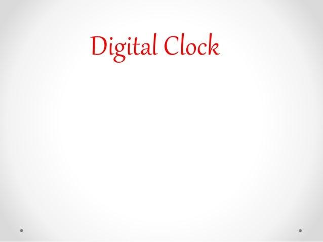 digitalclock project 2016 with timer 555  u0026 ic 7490  u0026 ic