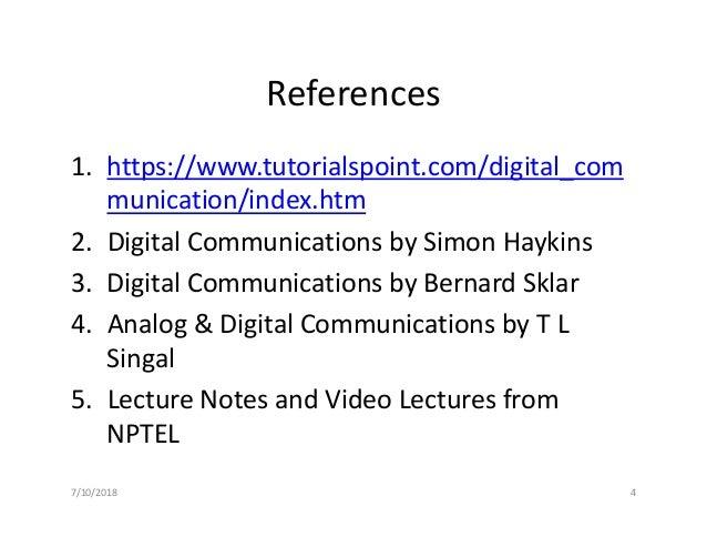 Digital communication unit 1