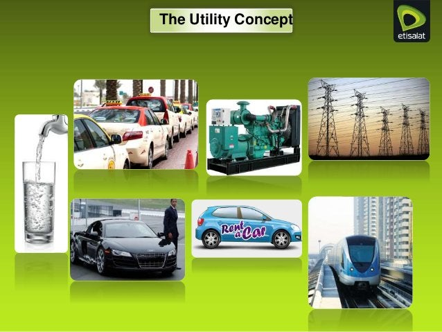The Utility Concept