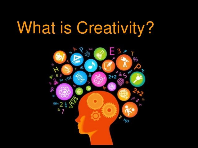 Everyone, whateveryour profession is in thecreative industry