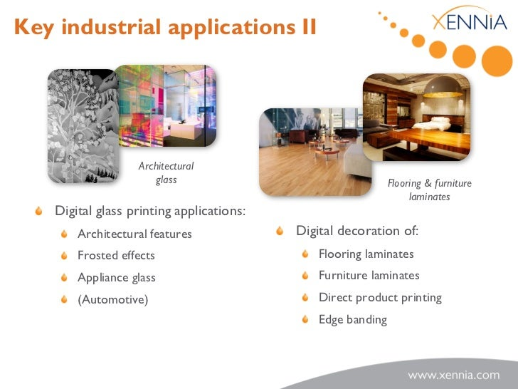 Digital Decoration Of Products And Surfaces