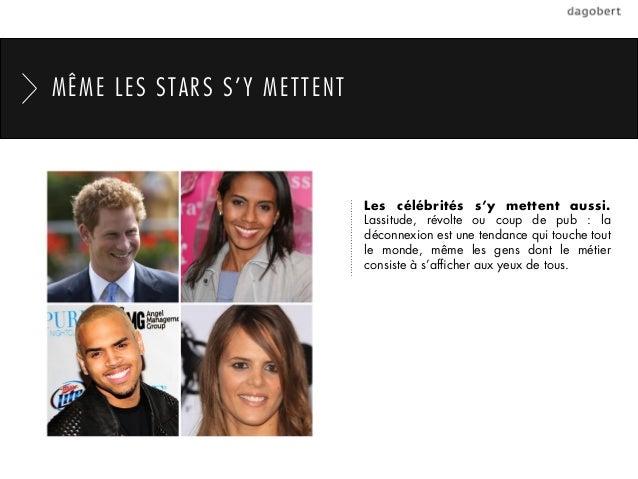 MÊME LES STARS S'Y METTENT                             Les célébrités s'y mettent aussi.                             Lassi...