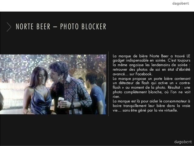 NORTE BEER – PHOTO BLOCKER                             La marque de bière Norte Beer a trouvé LE                          ...