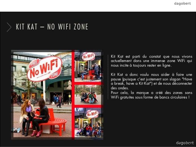 KIT KAT – NO WIFI ZONE                         Kit Kat est parti du constat que nous vivons                         actuel...