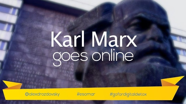 And boom!!! This is the point where Karl breaks into our thinking! Why? Because talking about farms, Marx had an agricultu...