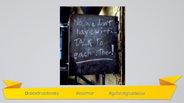 Across the globe some insightful bar managersstarted to tell their visitors this idea.