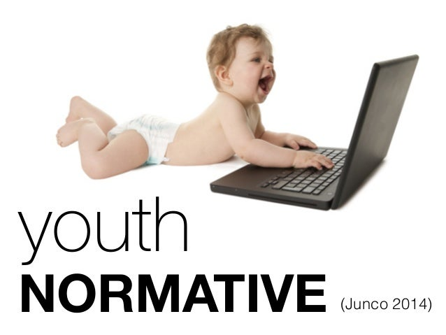 youth NORMATIVE (Junco 2014)