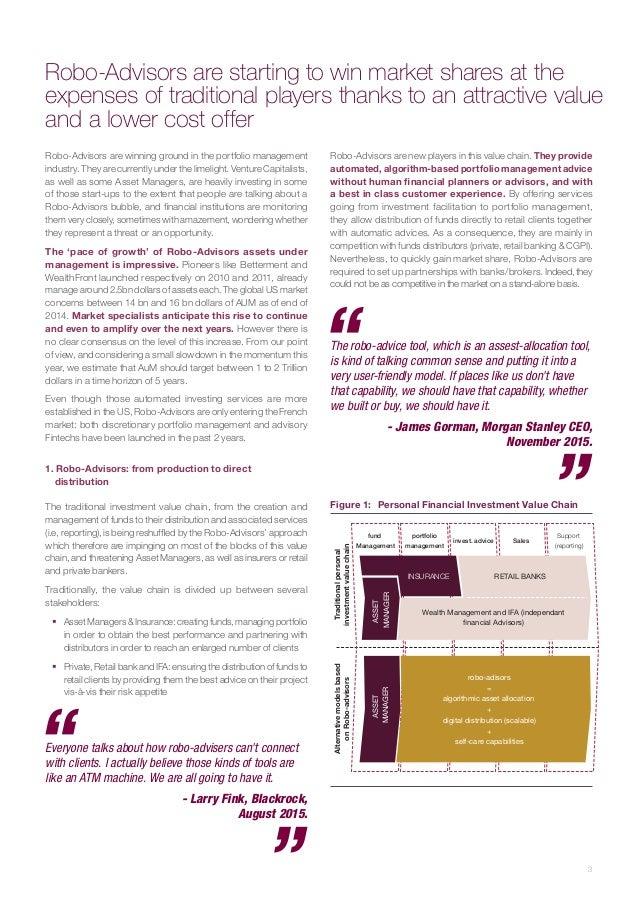 Technology Management Image: Digital Disruption In Asset And Wealth Management