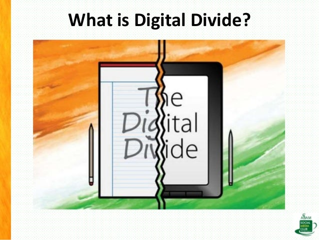 Dissertation digital divide