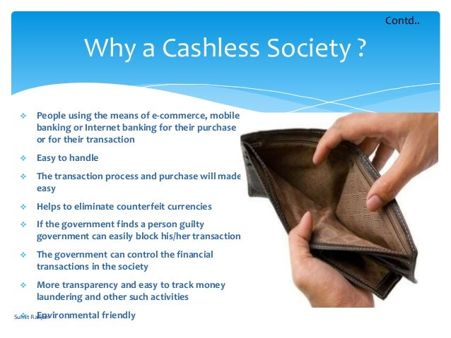 cashless society Visa last year offered up to 50 small businesses a $10,000 bounty to go cashless though it is still too early to know what will happen to the businesses.