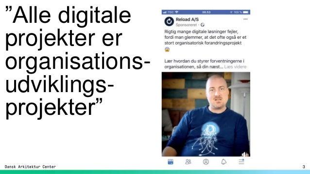 Digital Transformation i DAC Slide 3