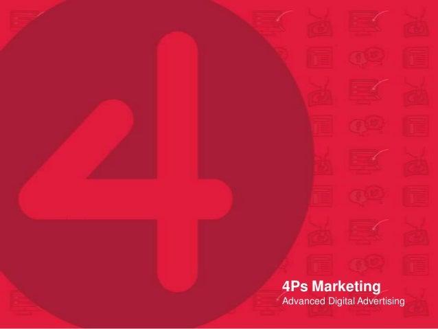 4Ps Marketing Advanced Digital Advertising