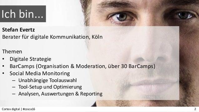 Digitale Event-Kommunikation: Social Media optimal - nicht nur bei BarCamps Slide 2