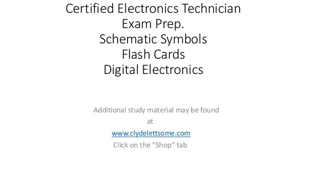 Digital electronic components flashcards