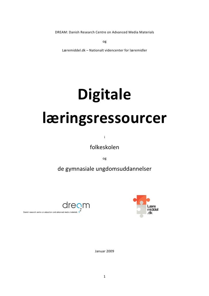 DREAM:DanishResearchCentreonAdvancedMediaMaterials                                        og           ...