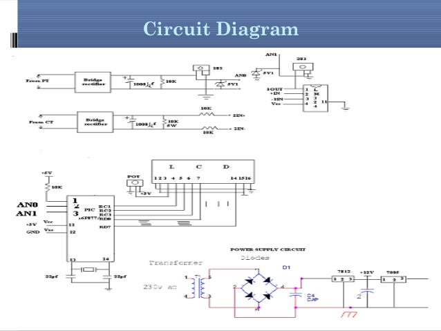 Digital energy meter 20 circuit diagram ccuart Choice Image