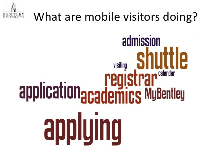 Digital Strategy At Bentley University