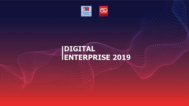 Digital Enterprise 2019