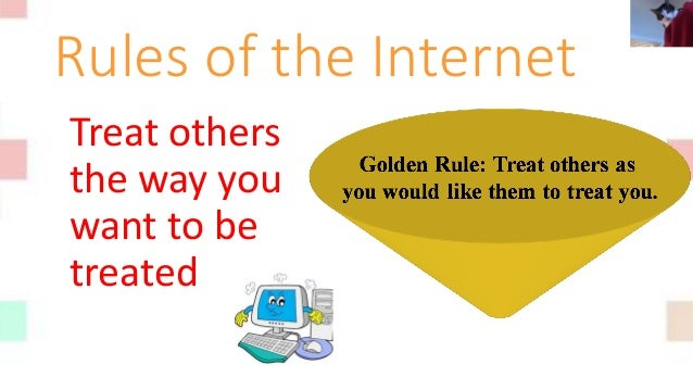Digital Etiquette Slide 3