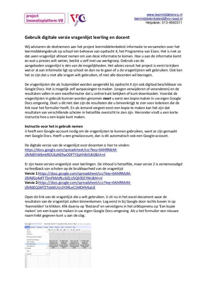 www.leermiddelenvo.nl                                                                         leermiddelenbeleid@vo-raad.n...