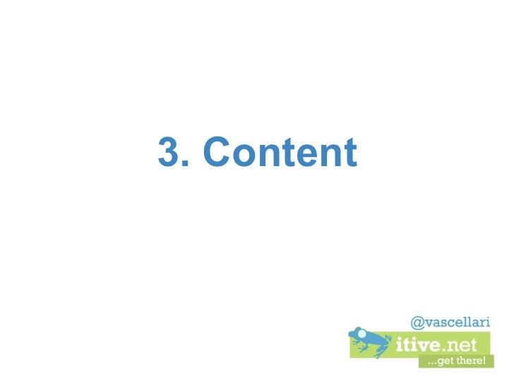 3. Content