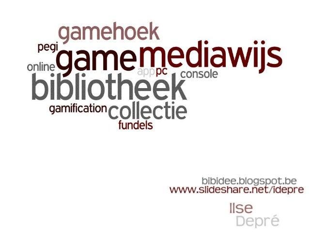 Collectie games COLLECTIE