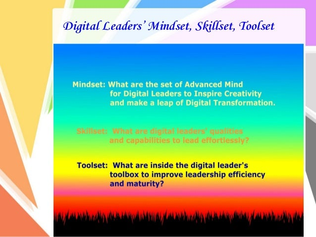 Digital BoDs/CIOs/Executive' Leadership Portfolio  Slide 2