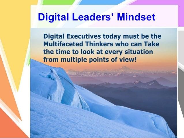 Digital BoDs/CIOs/Executive' Leadership Portfolio  Slide 3