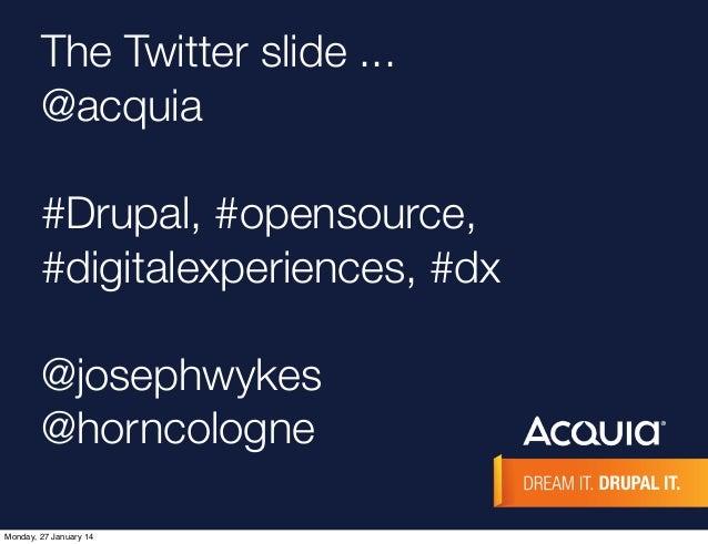 Open source delivers great digital experiences Slide 2