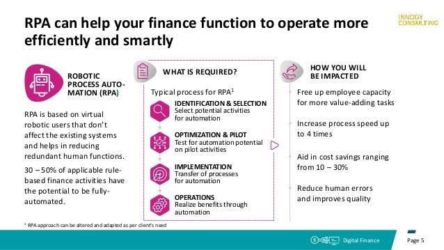 Digital Finance Strategies for Utilities