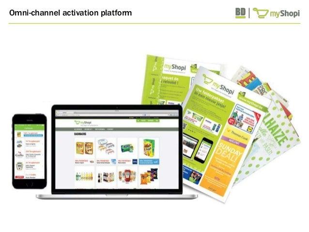 myShopi.be  Omni-channel activation platform  www.myShopi.be www.myShopi.be