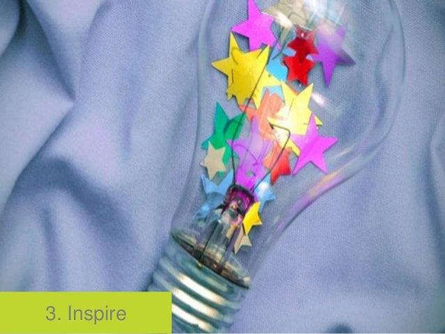3. Inspire