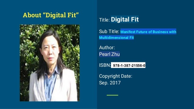 """Digital Fit"" New Book Introduction Slide 3"