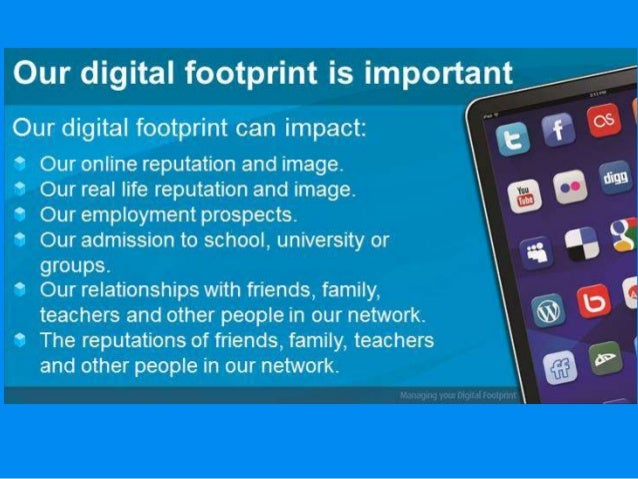 Digital Footprint and Social Media Impact on Time Management