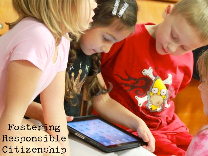 """""""Digital citizenship isn't just about   recognizing and dealing with onlinehazards. It's about building safe spaces &   co..."""