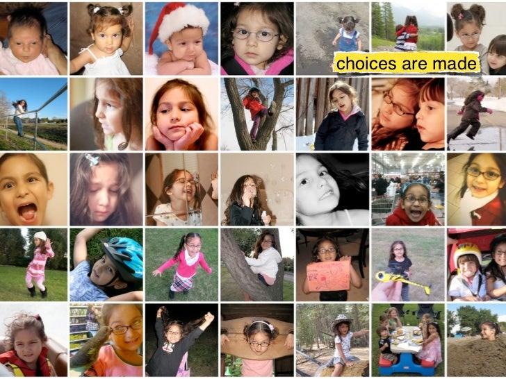 choices are madeDigital Footprint