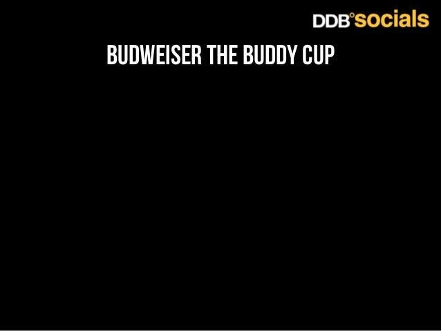 budweiser the buddy cup