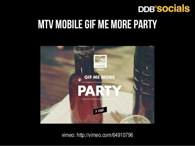 mtv mobile gif me more party  vimeo: http://vimeo.com/64910796