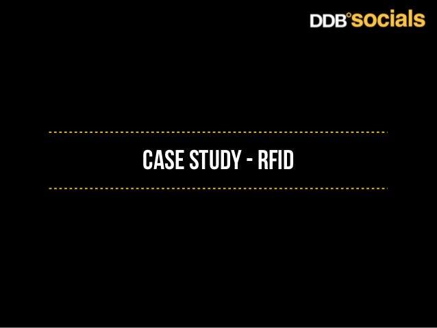 Case Study - rfid