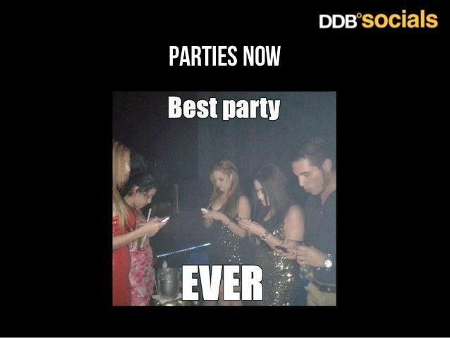PARTIES NOW