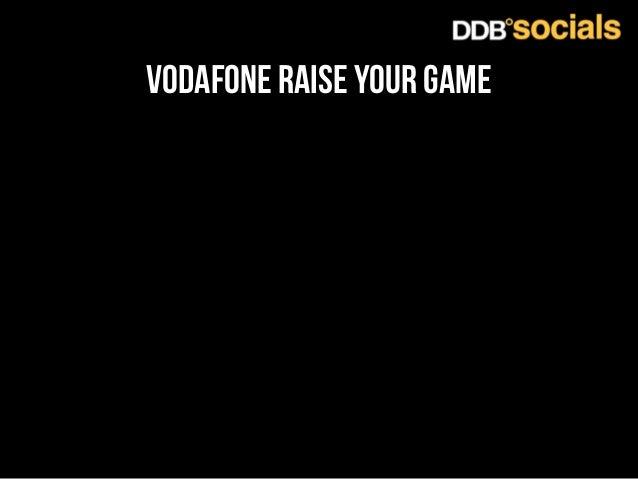 vodafone raise your game
