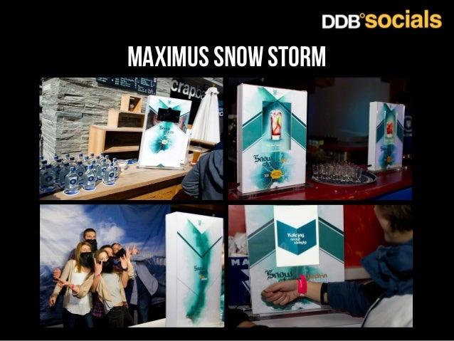 maximus snow storm